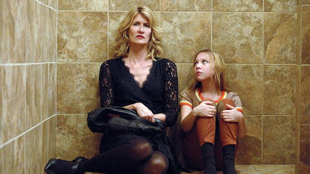 Laura Dern and Isabelle Nelisse in The Tale