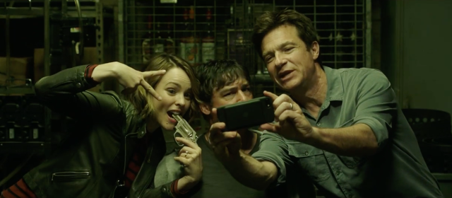 Rachel McAdams, Kyle Chandler and Jason Bateman in Game Night