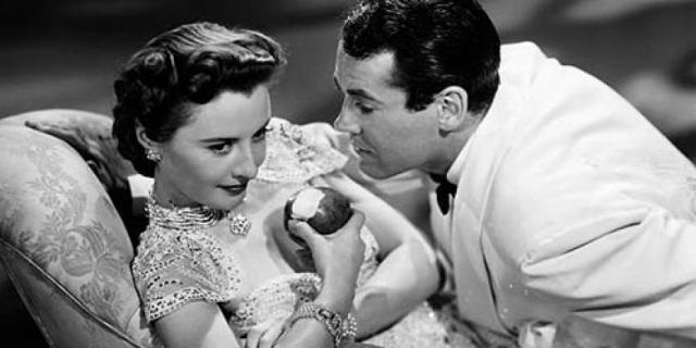Barbara Stanwyck and Henry Fonda in The Lady Eve