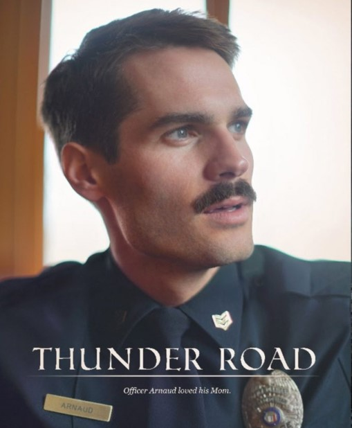 Jim Cummings in Thunder Road