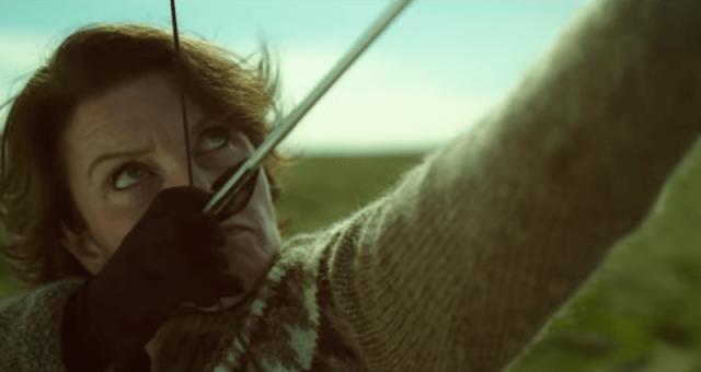 Halldóra Geirharðsdóttir in Woman at War