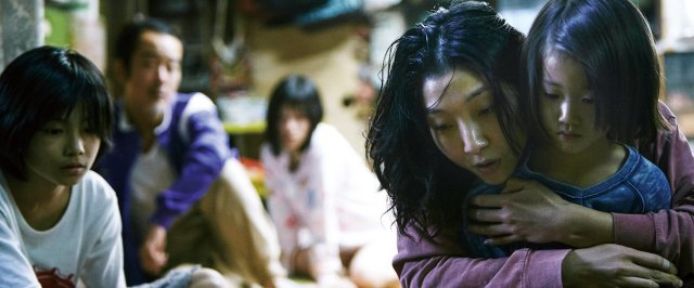 Sakura Ando in Shoplifters