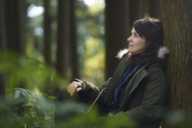 Juliette Binoche in Nara