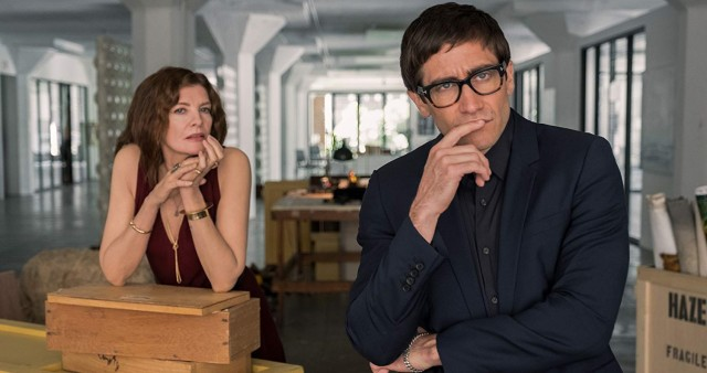Renee Russo and Jake Gyllenhaal in Velvet Buzzsaw