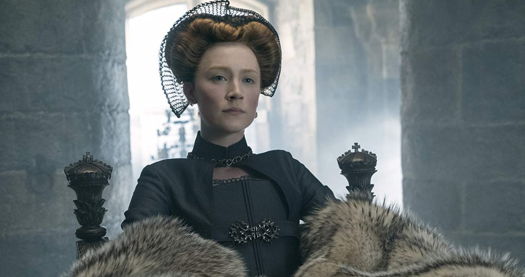 Saoirse Ronan in Mary, Queen of Scots