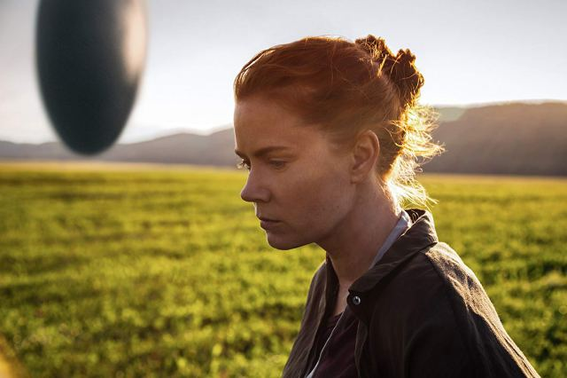 Amy Adams on Arrival