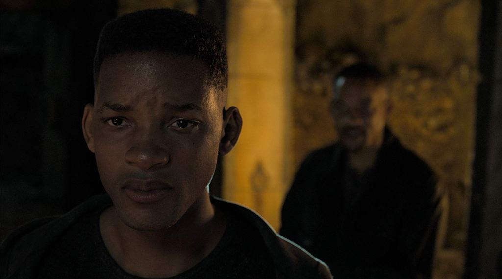 Will Smith on Gemini Man