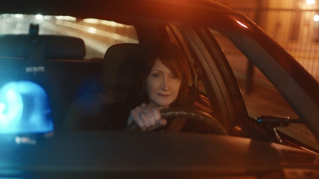 Patricia Clarkson in Out of Blue