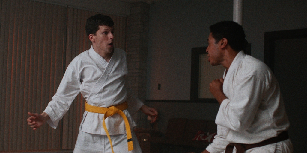 Jesse Eisenberg in The Art of Self Defense