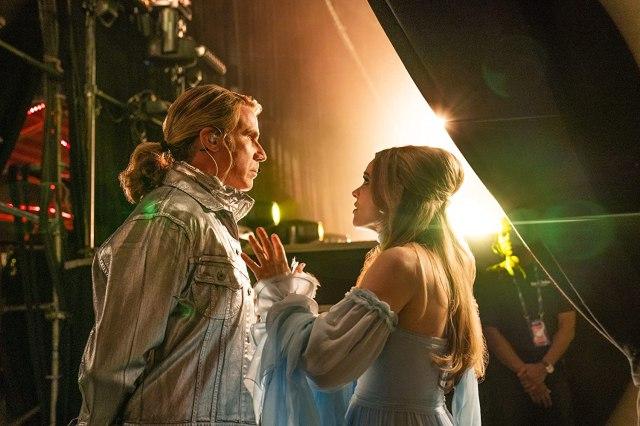 Will Ferrell and Rachel McAdams in Eurovision