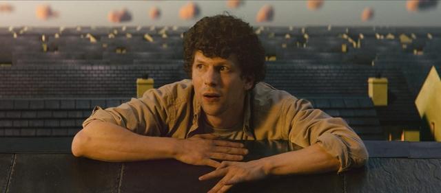 Jesse Eisenberg in Vivarium