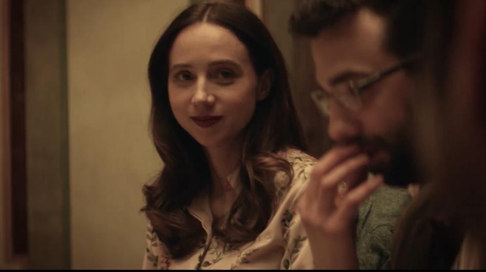 Zoe Kazan in The Kindness of Strangers