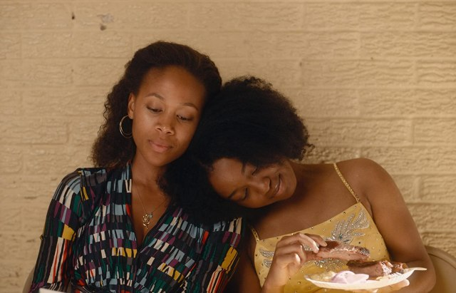 Nicole Beharie and Alexis Chikaeze in Miss Juneteenth