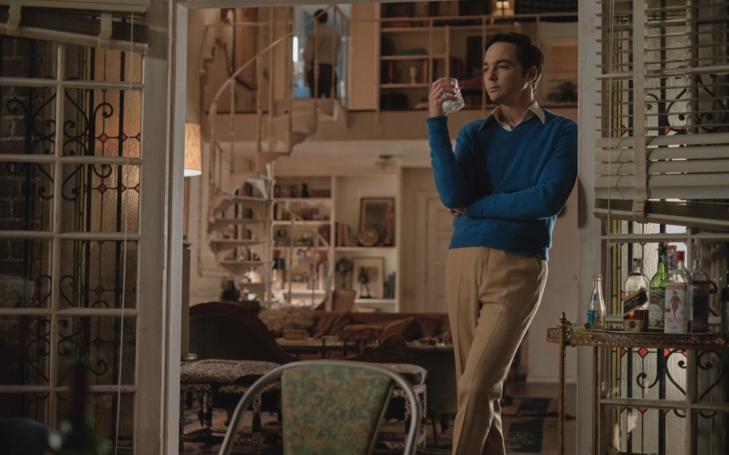 Jim Parsons in The Boys in the Band