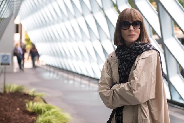 Cate Blanchett in Where'd You Go, Bernadette