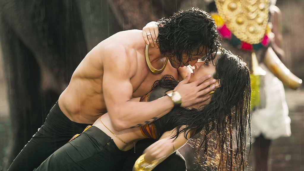 Tiger Shroff and Shraddha Kapoor in Baaghi