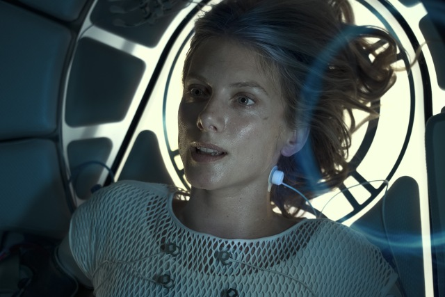 Mélanie Laurent in Oxygen