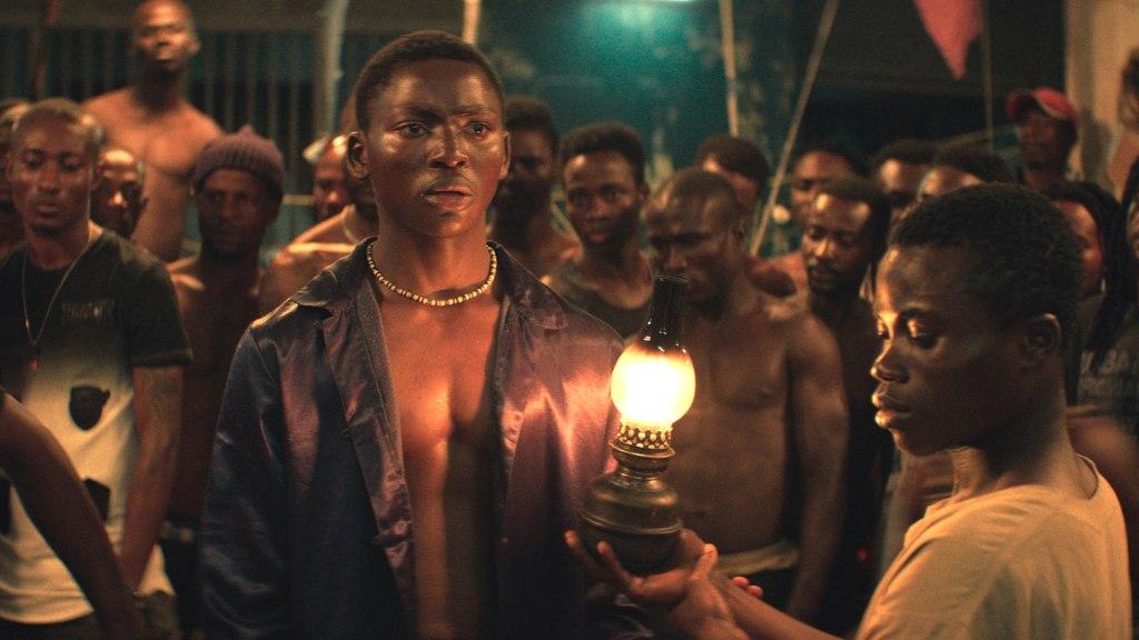 Bakary Koné in Night of the Kings