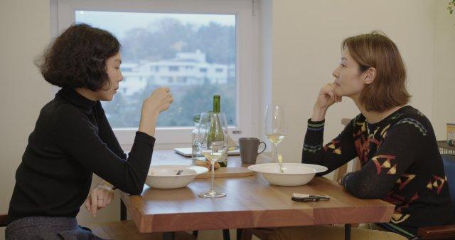 Kim Min-hee in The Woman Who Ran